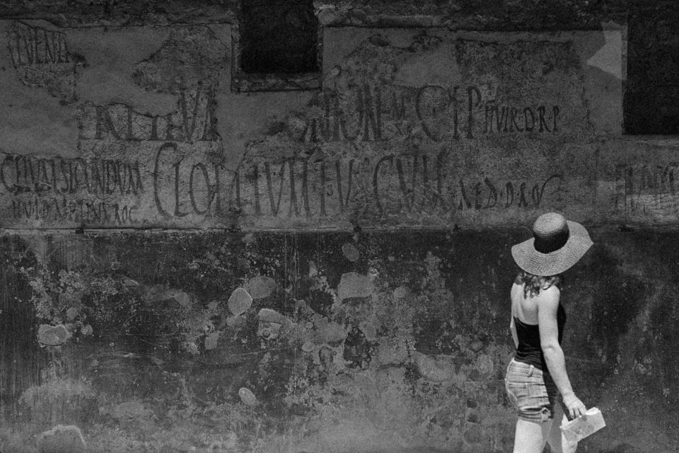 Pompei rovine scavi archeologici visita italia ercolano