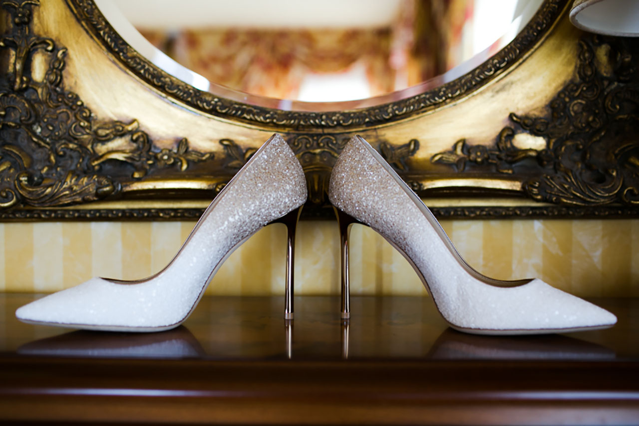 berniphotography instagram collage maggiore lake wedding shoes