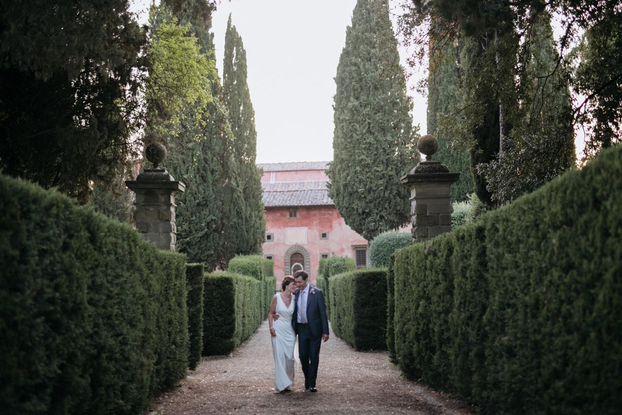 Matrimonio in Toscana Villa Vignamaggio Chianti