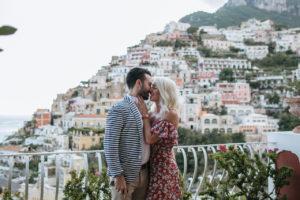 storia d'amore Positano style my wedding italy