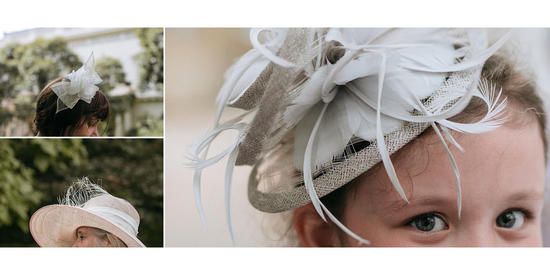 Cappelli Gran Bretagna Portfolio Inglese Royal Ascot dettagli Matrimonio Berni Photography