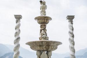 Varenna lago di Como giardino villa Monastero Italia matrimonio