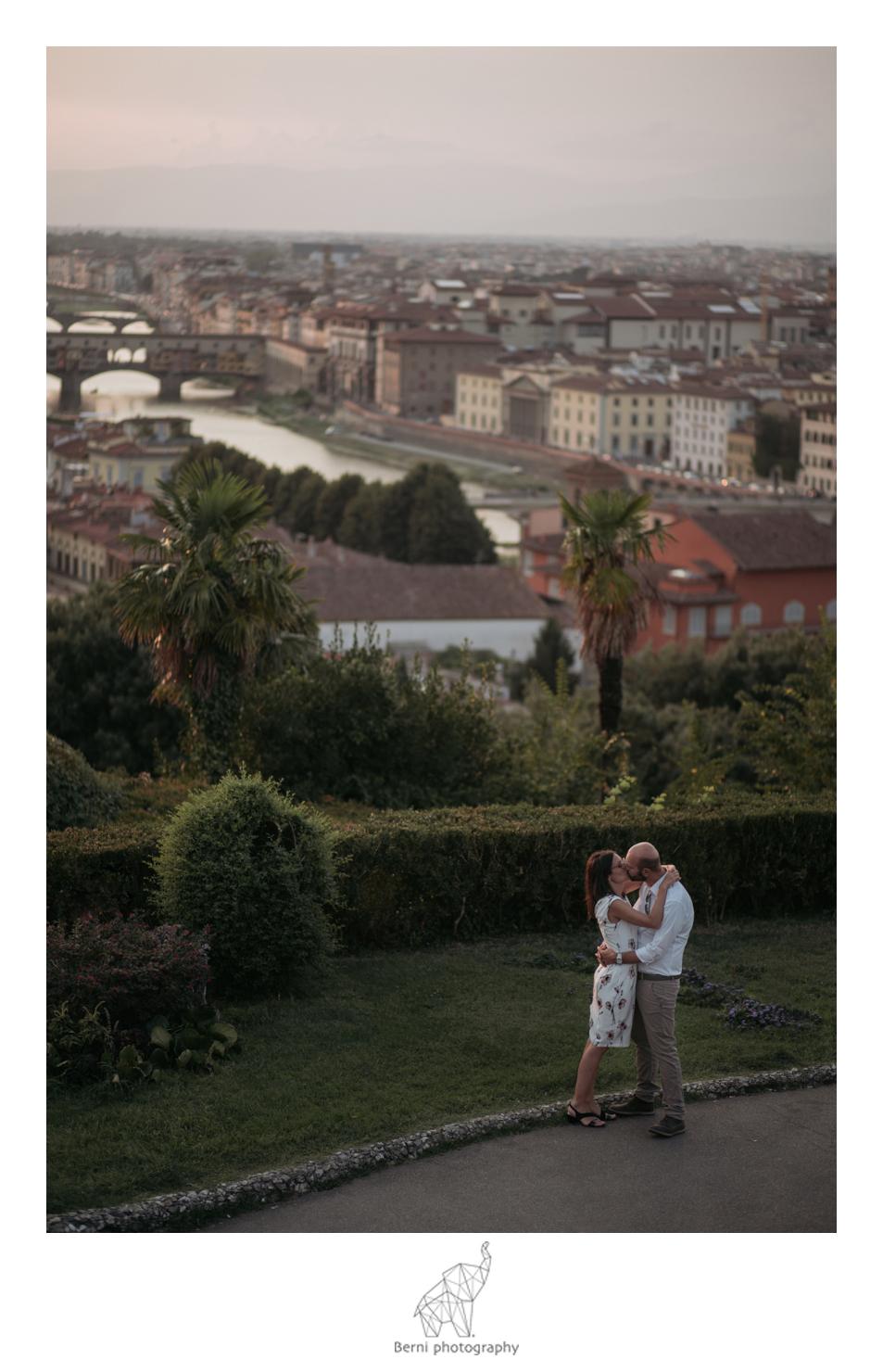 Firenze l'ispirazione
